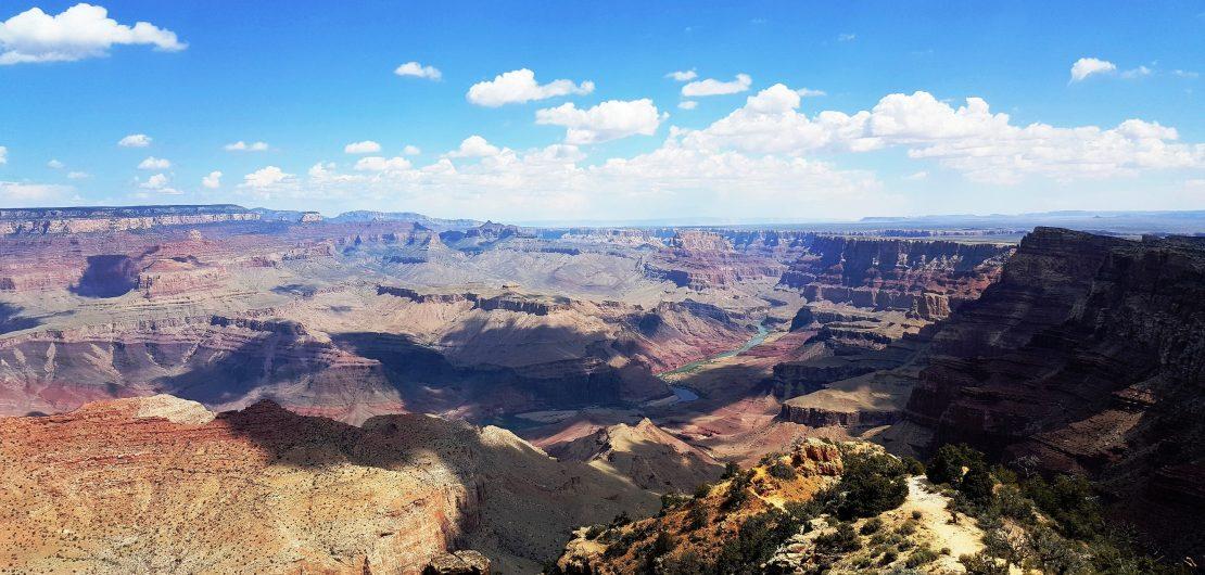 Desert View Grand Canyon