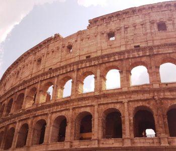 Colisée Rome Antique