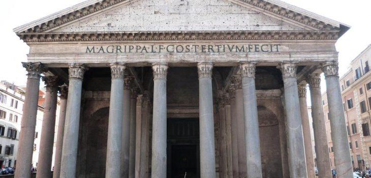 Pantheon Centre historique Rome