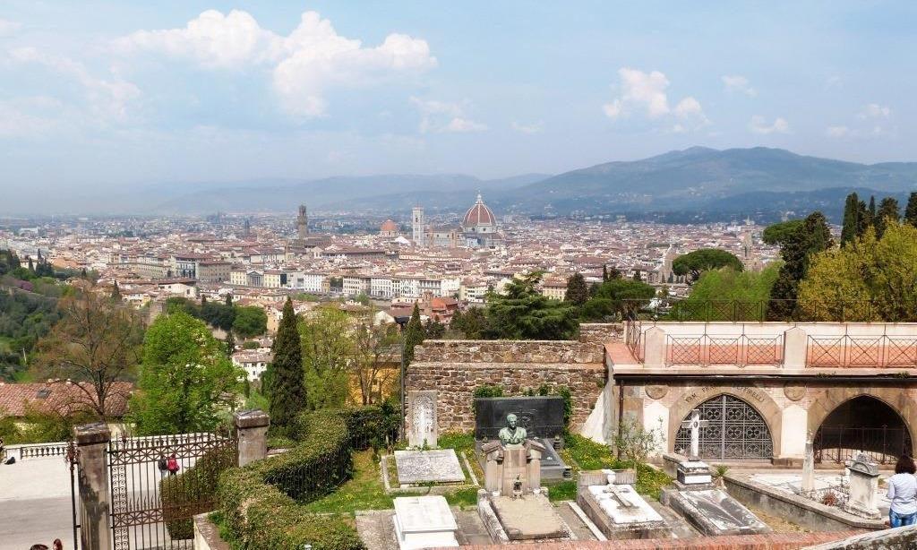 San Miniato al Monte cimetière Oltrarno