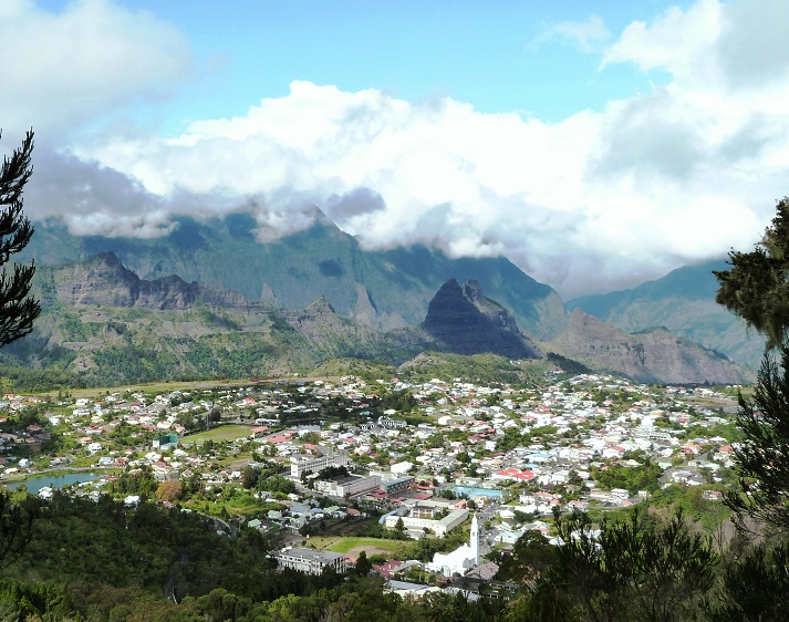 Cilaos La Réunion