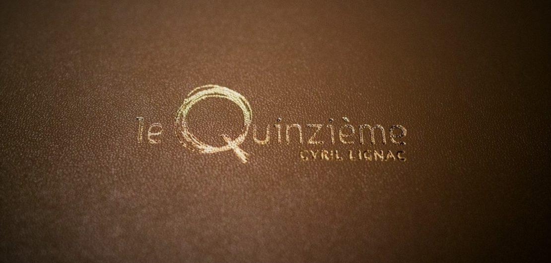 Le Quinzième Cyril Lignac