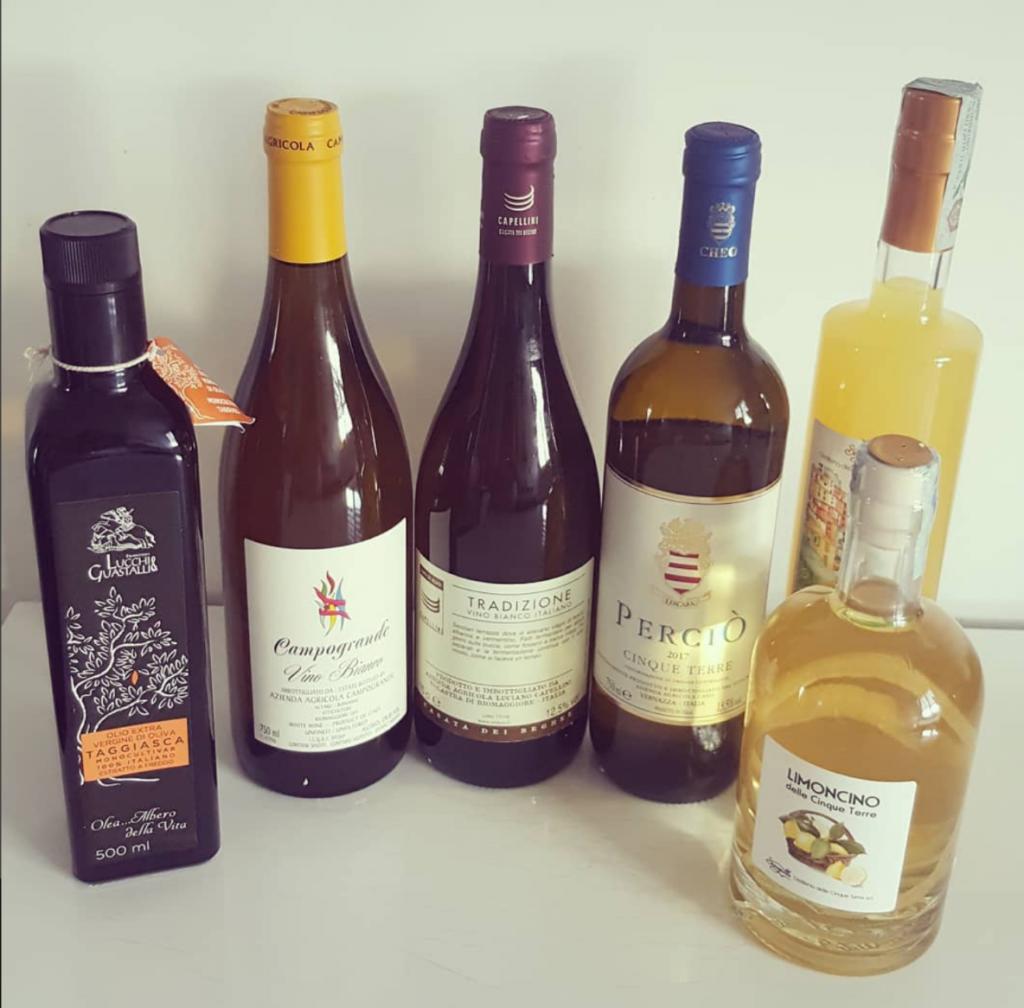 Vins Riomaggiore
