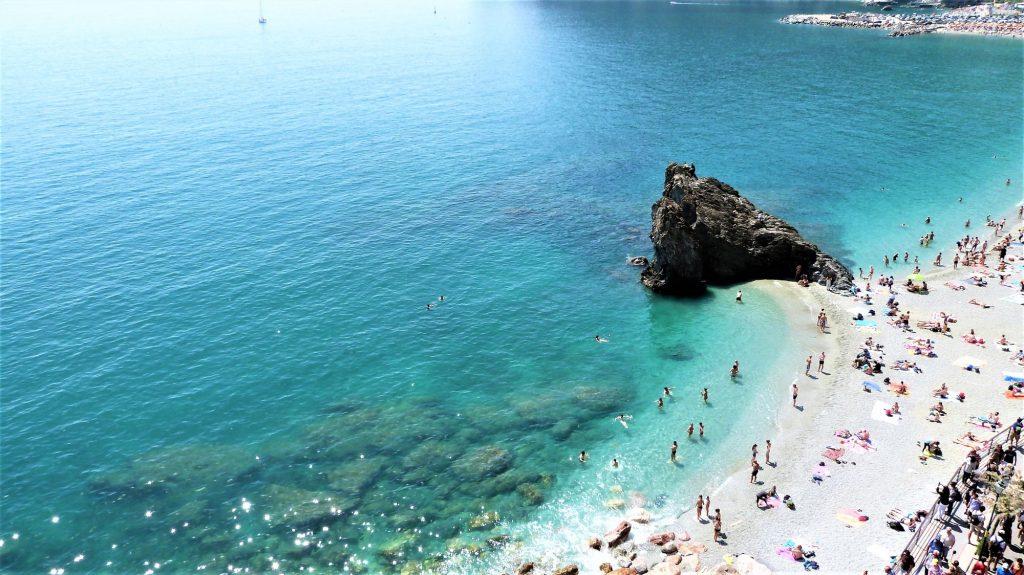 Plage Monterosso Cinq Terre