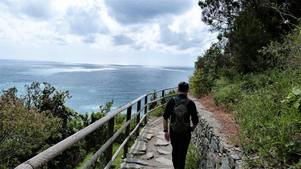 Entier Azzurro Corniglia Cinque Terre