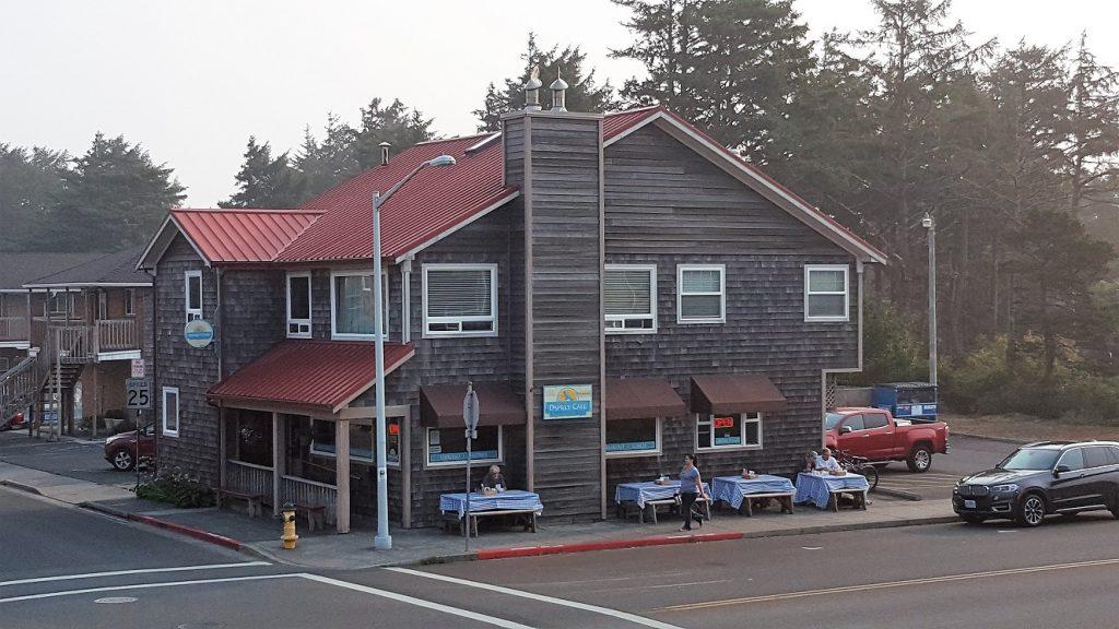 Osprey Cafe Seaside