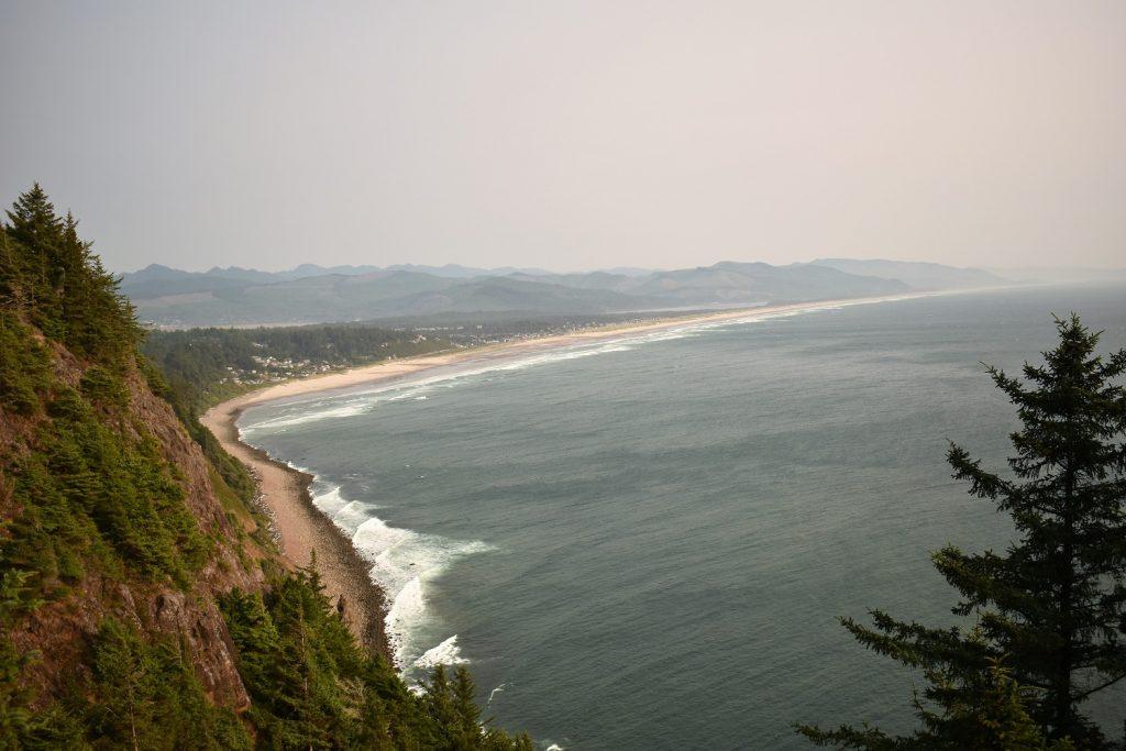 Oregon coast Nehalem