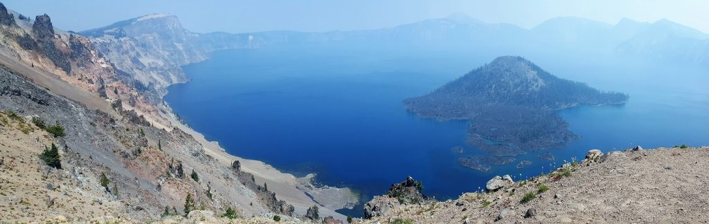 Watchman Overlook Crater Lake