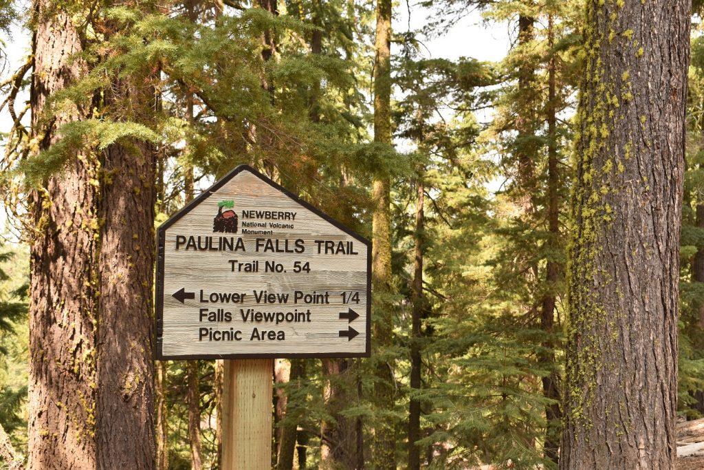 Paulina Falls Newberry NVM