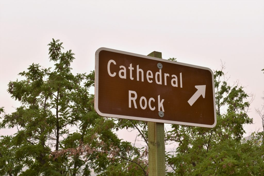 Cathedrale Rock