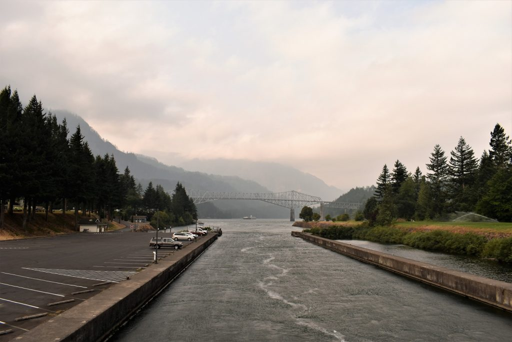 Thunder Island - Cascade Locks