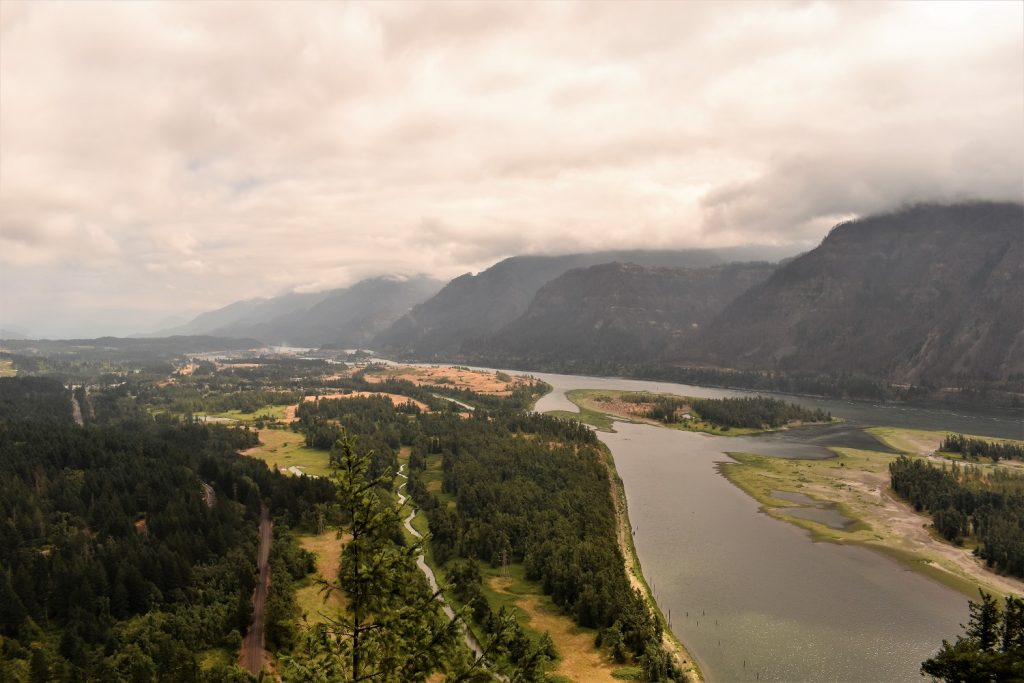 Beacon Rock le Washington