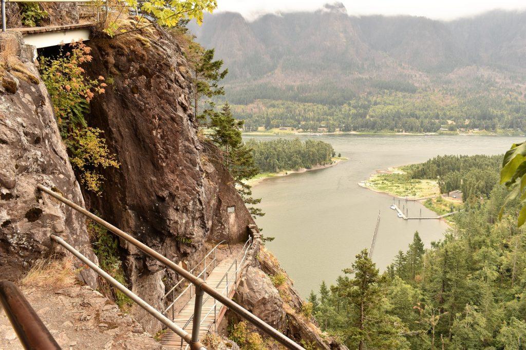 Beacon Rock le Washington