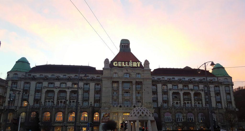 Hôtel Gellert Budapest