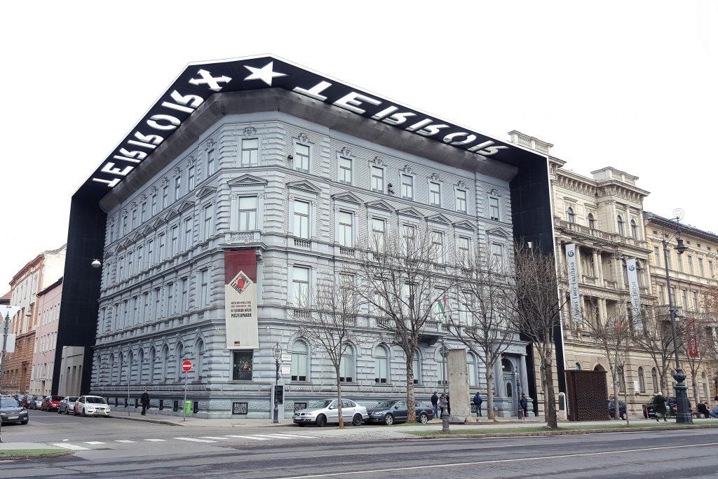 Musée de la terreur Budapest