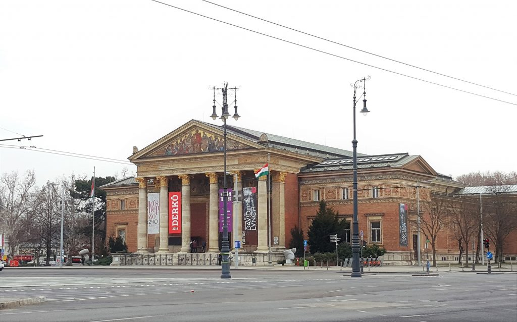 Palais des arts Budapest