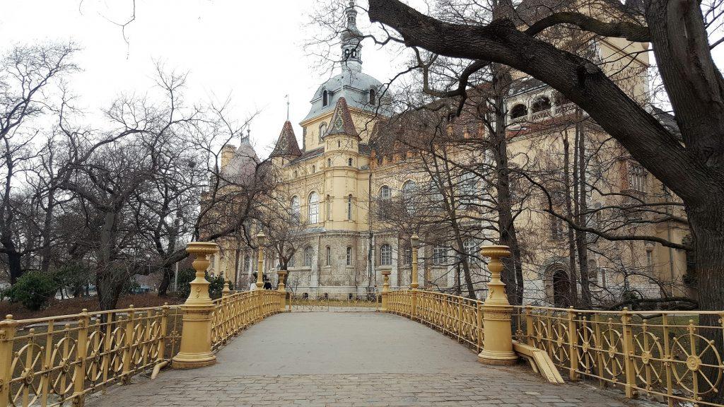 Bois de la Ville Budapest