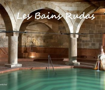Bains Rudas Budapest