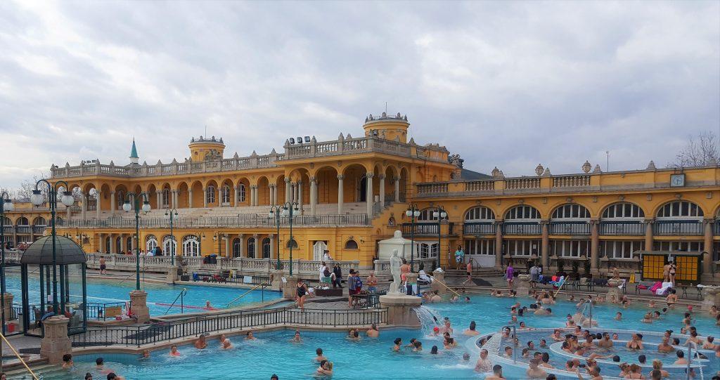 Bains Széchenyi Budapest