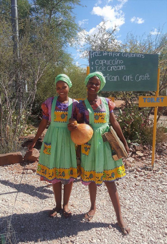 Oahera Namibie