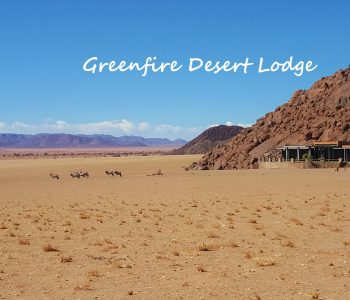 Greenfire Desert Lodge