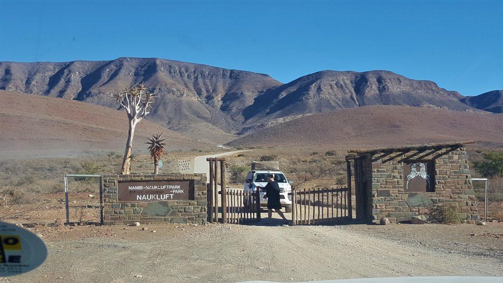 Naukluft Zebra Park