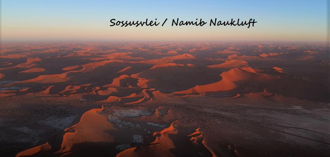 Sossusvlei / Namib Naukluft