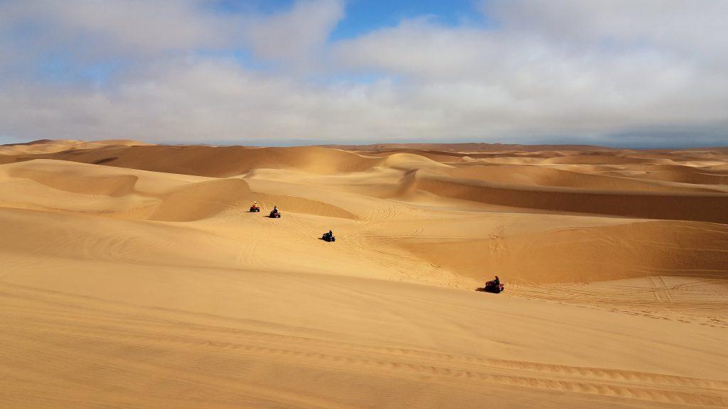 Quad Dunes Swakopmund