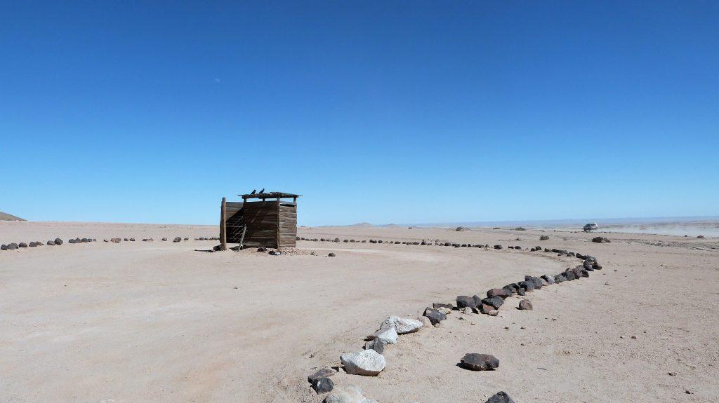Vogelfederberg Namibie
