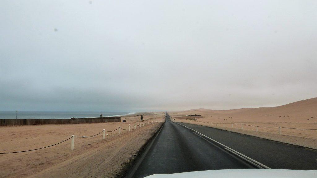 Walvis Bay Namibie