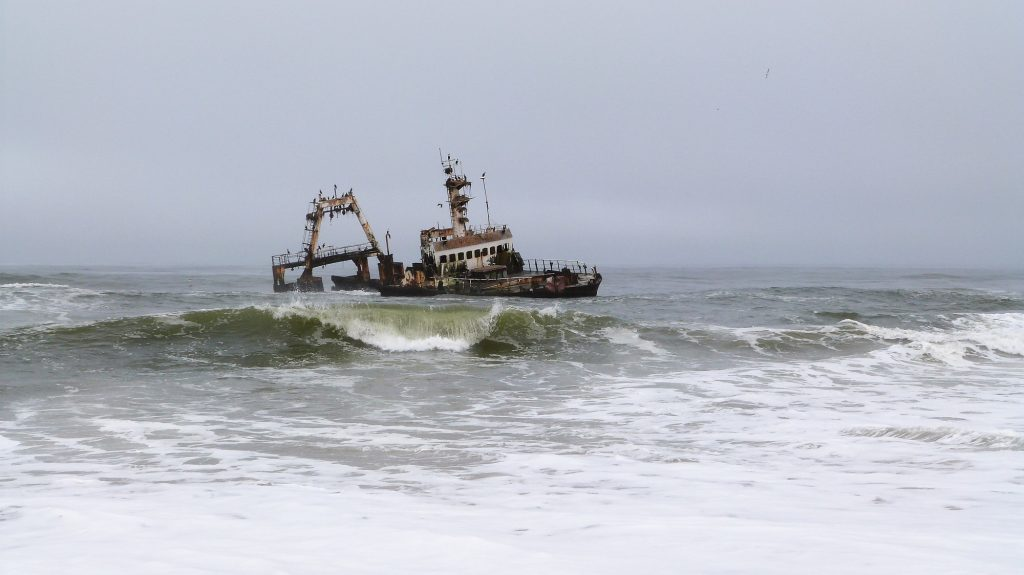 Épave Skeleton Coast