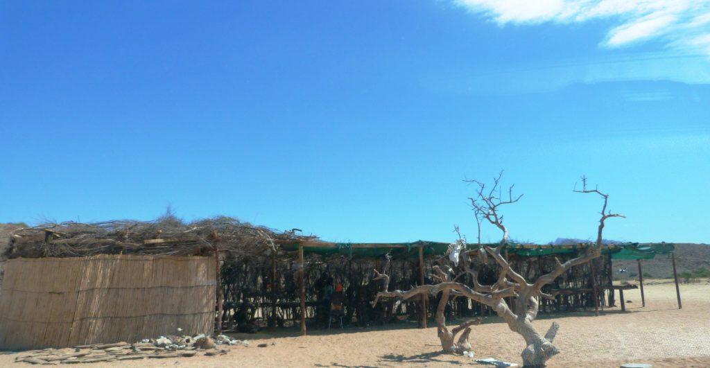 Échoppe Himba
