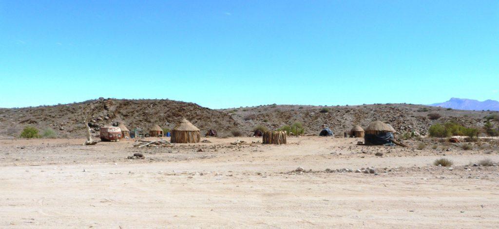 Village Himbas