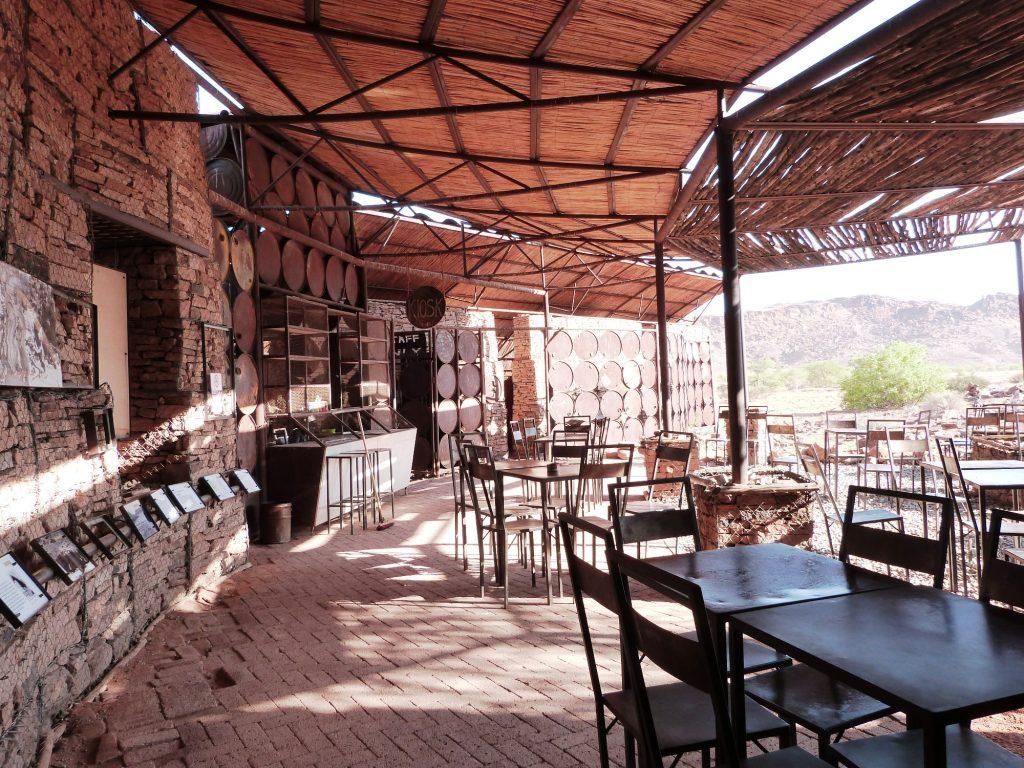Twyfelfontein bar