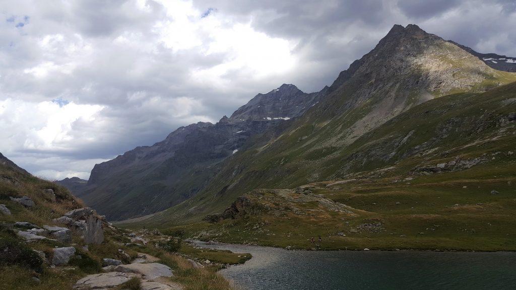 lac de la Plagne