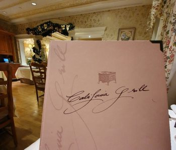 California Grill Disneyland Paris