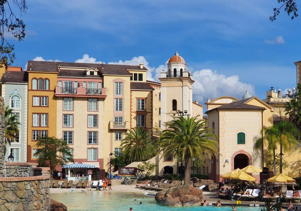 Piscine Loews Portofino Bay Hotel