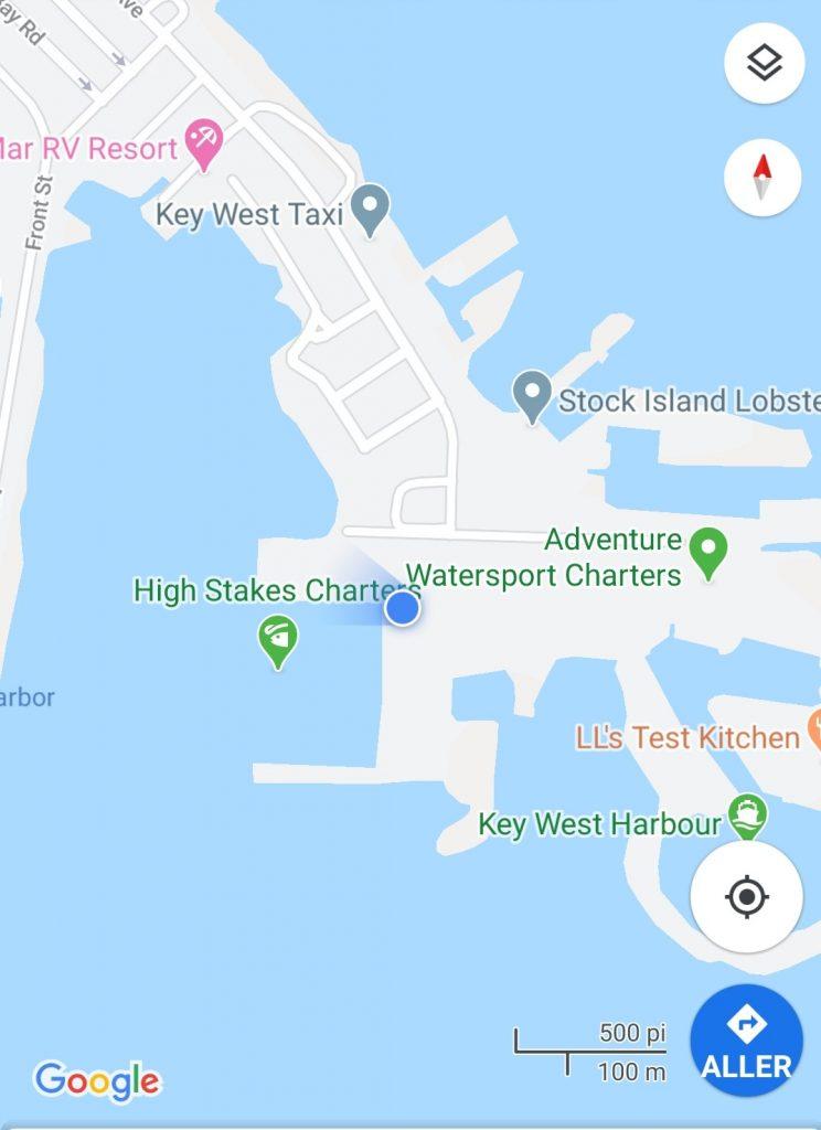 Marina Keys West
