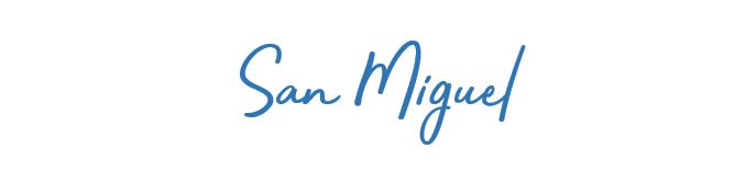 Titre San Miguel
